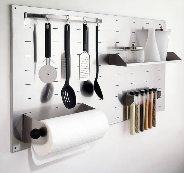 comment organiser une petite cuisine - ustensiles de cuisines