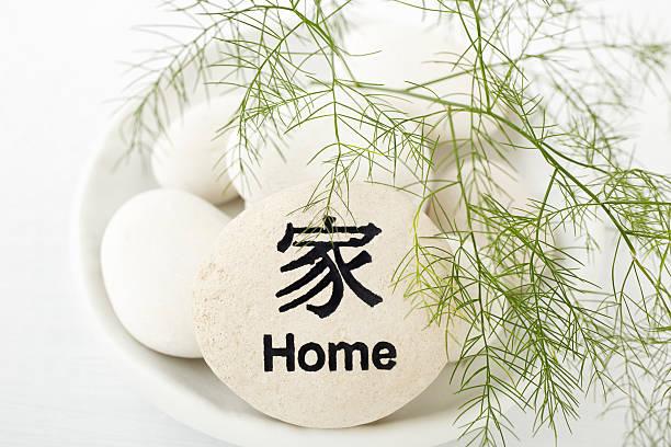 Décoration intérieure Feng Shui