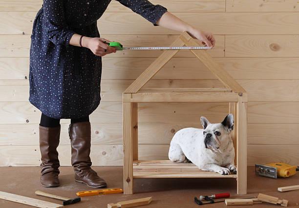 construction niche pour chien