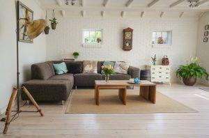 décoration salon tapis
