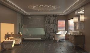 5 bonnes raisons d'intégrer la pierre naturelle dans sa salle de bain